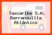 Taxcaribe S.A. Barranquilla Atlántico