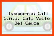 Taxexpress Cali S.A.S. Cali Valle Del Cauca
