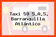 Taxi 59 S.A.S. Barranquilla Atlántico