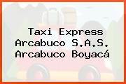 Taxi Express Arcabuco S.A.S. Arcabuco Boyacá