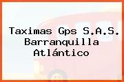 Taximas Gps S.A.S. Barranquilla Atlántico
