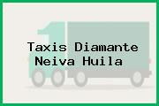 Taxis Diamante Neiva Huila