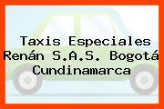 Taxis Especiales Renán S.A.S. Bogotá Cundinamarca