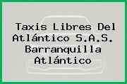 Taxis Libres Del Atlántico S.A.S. Barranquilla Atlántico