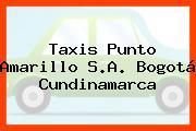 Taxis Punto Amarillo S.A. Bogotá Cundinamarca