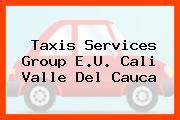 Taxis Services Group E.U. Cali Valle Del Cauca
