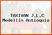 TAXIVAN J.L.C Medellín Antioquia
