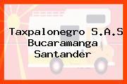 Taxpalonegro S.A.S Bucaramanga Santander