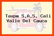 Taxpm S.A.S. Cali Valle Del Cauca