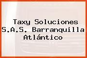 Taxy Soluciones S.A.S. Barranquilla Atlántico