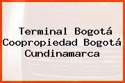 Terminal Bogotá Coopropiedad Bogotá Cundinamarca