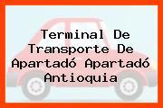Terminal De Transporte De Apartadó Apartadó Antioquia