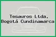 Tesauros Ltda. Bogotá Cundinamarca