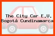 The City Car E.U. Bogotá Cundinamarca