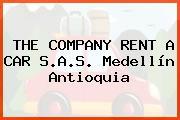 THE COMPANY RENT A CAR S.A.S. Medellín Antioquia