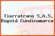 Tierratrans S.A.S. Bogotá Cundinamarca