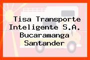 Tisa Transporte Inteligente S.A. Bucaramanga Santander