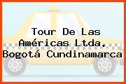 Tour De Las Américas Ltda. Bogotá Cundinamarca