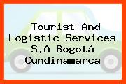 Tourist And Logistic Services S.A Bogotá Cundinamarca
