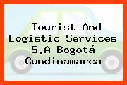 Tourist And Logistic Services S.A Bogotá Cundinamarca