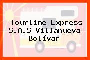 Tourline Express S.A.S Villanueva Bolívar
