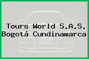 Tours World S.A.S. Bogotá Cundinamarca