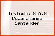 Traindis S.A.S. Bucaramanga Santander
