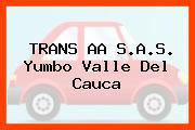 TRANS AA S.A.S. Yumbo Valle Del Cauca