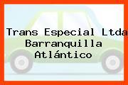 Trans Especial Ltda Barranquilla Atlántico