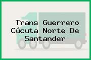 Trans Guerrero Cúcuta Norte De Santander