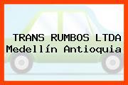 TRANS RUMBOS LTDA Medellín Antioquia