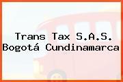Trans Tax S.A.S. Bogotá Cundinamarca