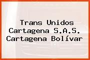 Trans Unidos Cartagena S.A.S. Cartagena Bolívar