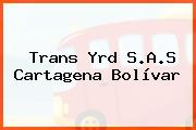 Trans Yrd S.A.S Cartagena Bolívar
