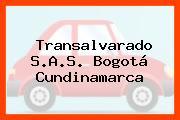 Transalvarado S.A.S. Bogotá Cundinamarca