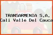 TRANSARMENIA S.A. Cali Valle Del Cauca