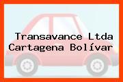 Transavance Ltda Cartagena Bolívar