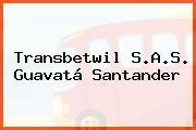 Transbetwil S.A.S. Guavatá Santander