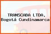 TRANSCABA LTDA. Bogotá Cundinamarca