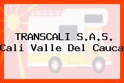 TRANSCALI S.A.S. Cali Valle Del Cauca