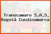 Transcamaro S.A.S. Bogotá Cundinamarca
