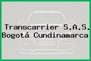 Transcarrier S.A.S. Bogotá Cundinamarca