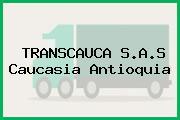 TRANSCAUCA S.A.S Caucasia Antioquia