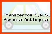 Transcerros S.A.S. Venecia Antioquia