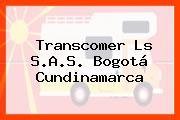 Transcomer Ls S.A.S. Bogotá Cundinamarca