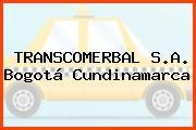 TRANSCOMERBAL S.A. Bogotá Cundinamarca