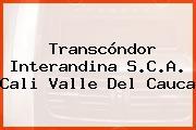 Transcóndor Interandina S.C.A. Cali Valle Del Cauca