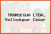 TRANSEGUA LTDA. Valledupar Cesar
