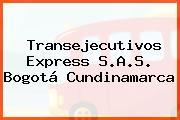 Transejecutivos Express S.A.S. Bogotá Cundinamarca