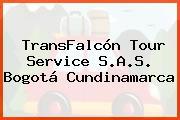 TransFalcón Tour Service S.A.S. Bogotá Cundinamarca